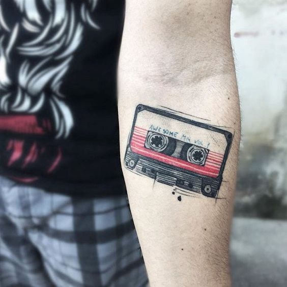 Photo of 10 Tattoos to Move the Soul of any Music Lover