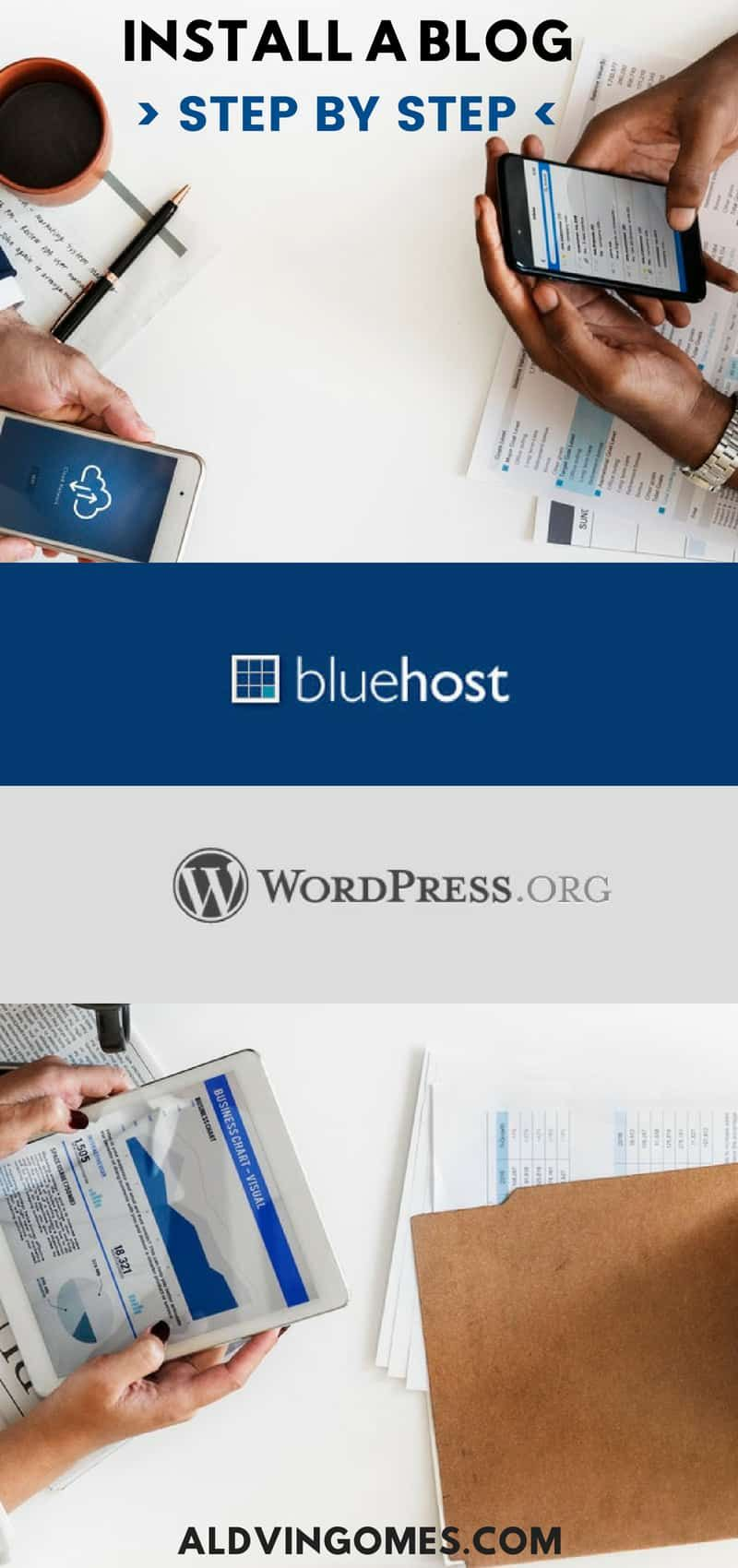 How to Install WordPress on Bluehost 2019 (With images