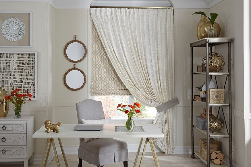 office drapes new office window treatments coverings lafayette interior fashions custom drapes coverings