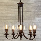 Found it at Wayfair - York 5 Light Chandelier