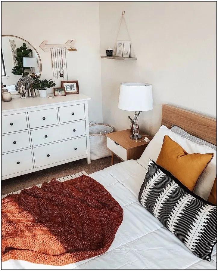 148 Affordable Simple Bedroom Decor Ideas Cynthiapina Me Simple Bedroom Bedroom Decor Diy Home Decor Bedroom