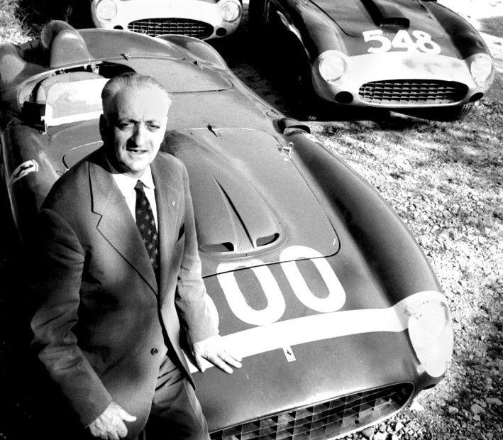 Ferrari Enzo: The Life And Legacy Of Italian Icon Enzo Ferrari From