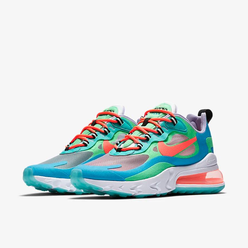 Nike Air Max 270 React Women's Shoe. i 2020   Kläder
