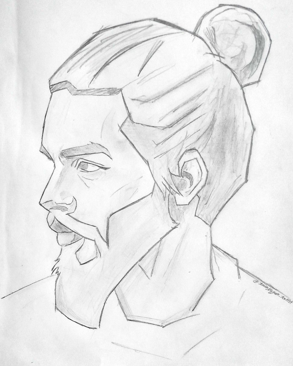 Insta Amannagar Artist Cool Man Sketch Man Sketch Boy Sketch Sketch Awesome Sketch Cool Drawing Penc Cool Art Drawings Art Drawings Sketches Man Sketch