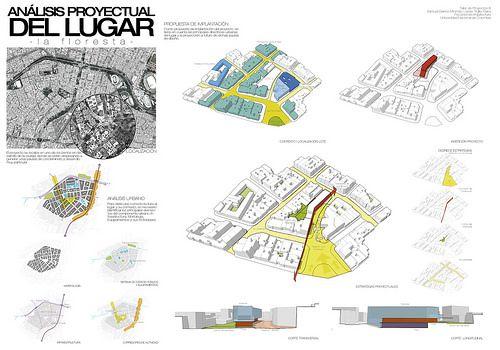 Plancha Lugar | Análisis de Lugar. Taller de Proyectos 8: Vi… | Flickr