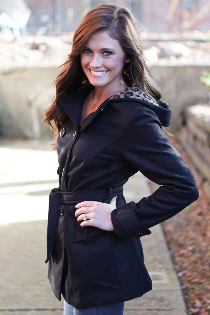 Magnolia Boutique Indianapolis - It Girl Leopard Hood Jacket - Black, $42.00 (http://www.indiefashionboutique.com/it-girl-leopard-hood-jacket-black/)