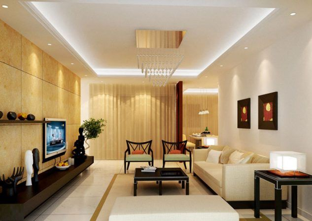 12 Enticing Led Lighting In Living Room That Will Steal The Show