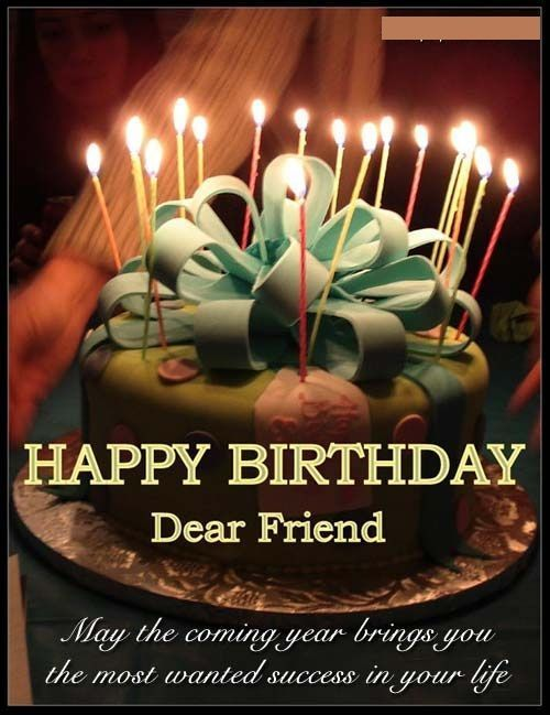 Terrific Birthday Quotes Happy Birthday Wishes Images To Dear Friend Funny Birthday Cards Online Alyptdamsfinfo