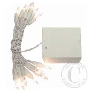 White Wire Battery Lights Are A Great Solution For Adding Sparkle To Your Wedding Reception Centerpieces Weddinglights Batterylights Whitelights