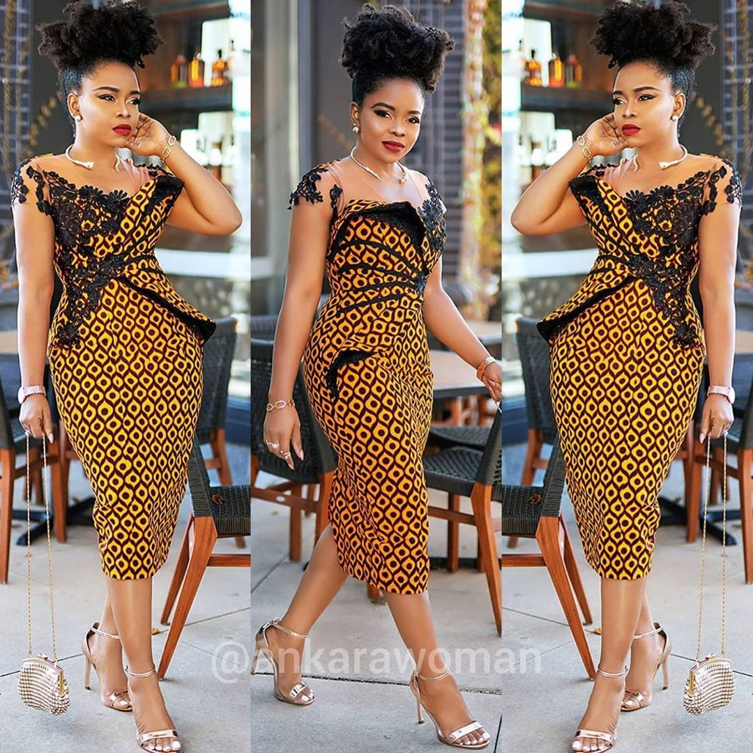 2020 Trendy And Stylish Ankara styles;100 Stunning styles to check out for Christmas #ankaramode