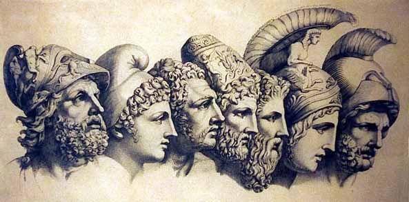 Greek Mythology????????