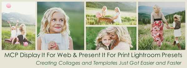 Use Lightroom To Create Collages For Web And For Print  Lightroom