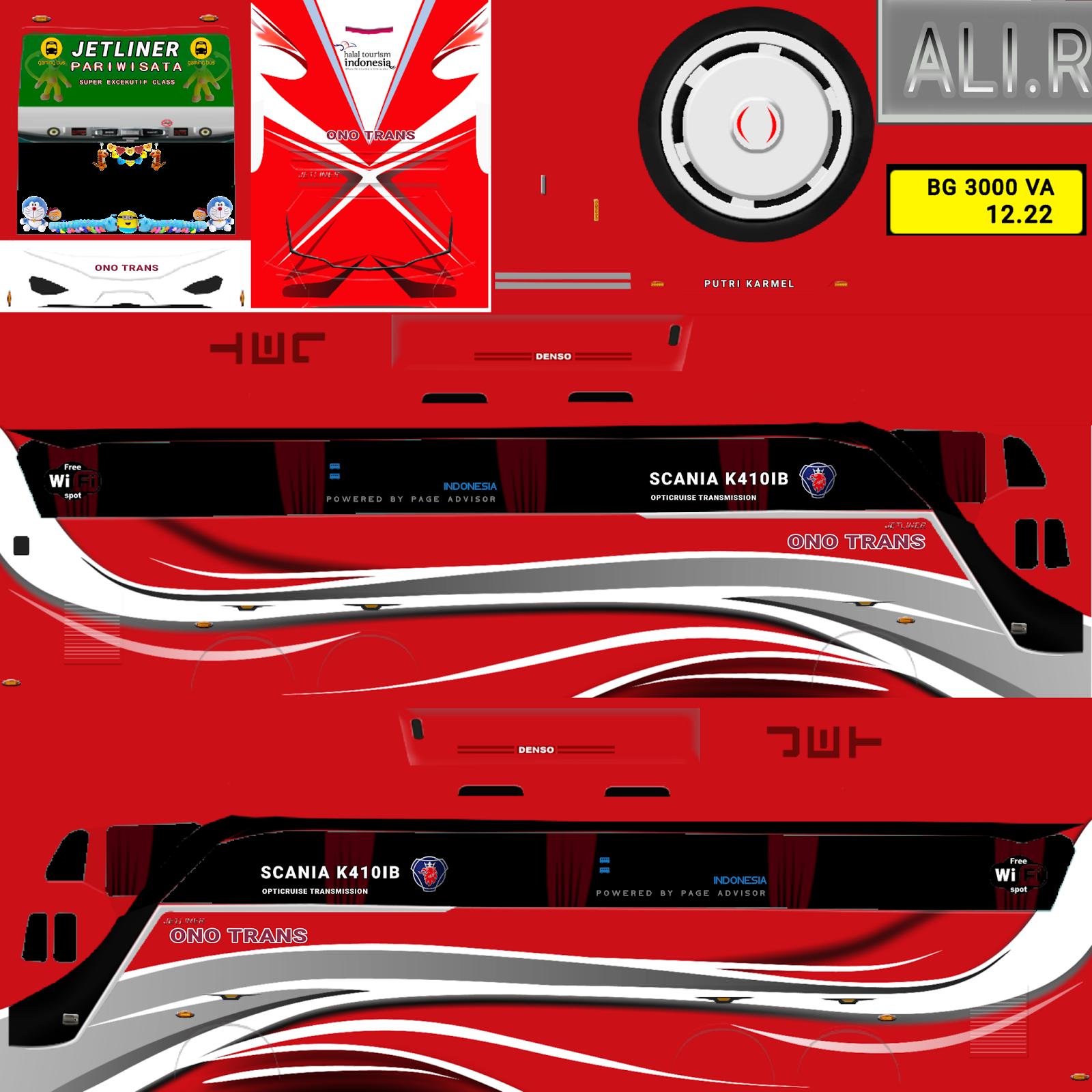 Livery Bus Simulator Indonesia Jernih Png Bagian V2 Semua Aja Konsep Mobil Stiker Mobil Mobil Modifikasi