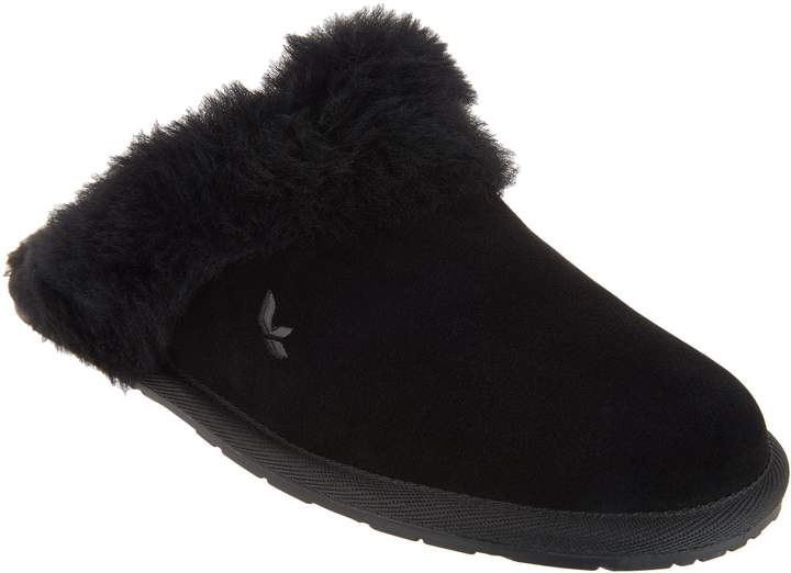 f2b57574350 Koolaburra By Ugg by UGG Suede Slippers - Milo   Products   Slippers ...