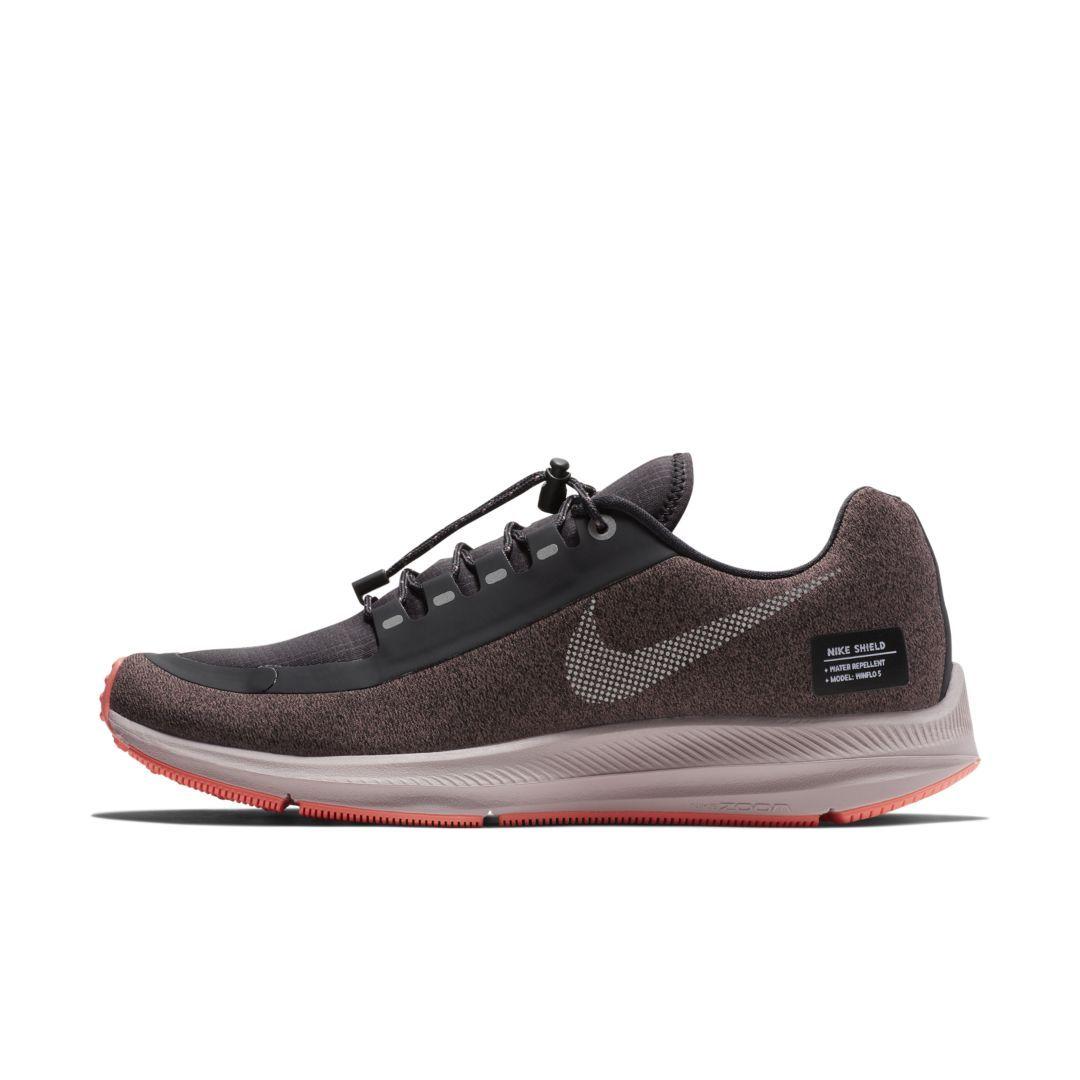 Nike Air Zoom Winflo 5 Run Shield Women's Running Shoe Size