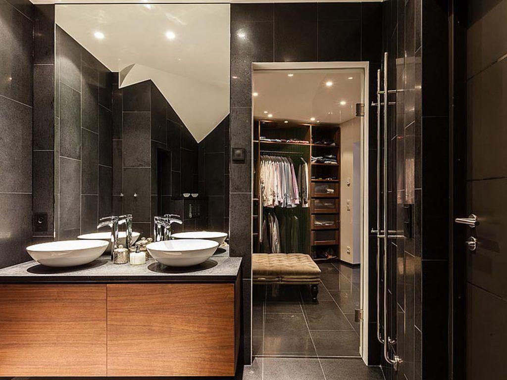 Image Result For Bathroom Closet Combination Design Restroom Design Bathroom Cabinets Designs Bathroom Closet Designs