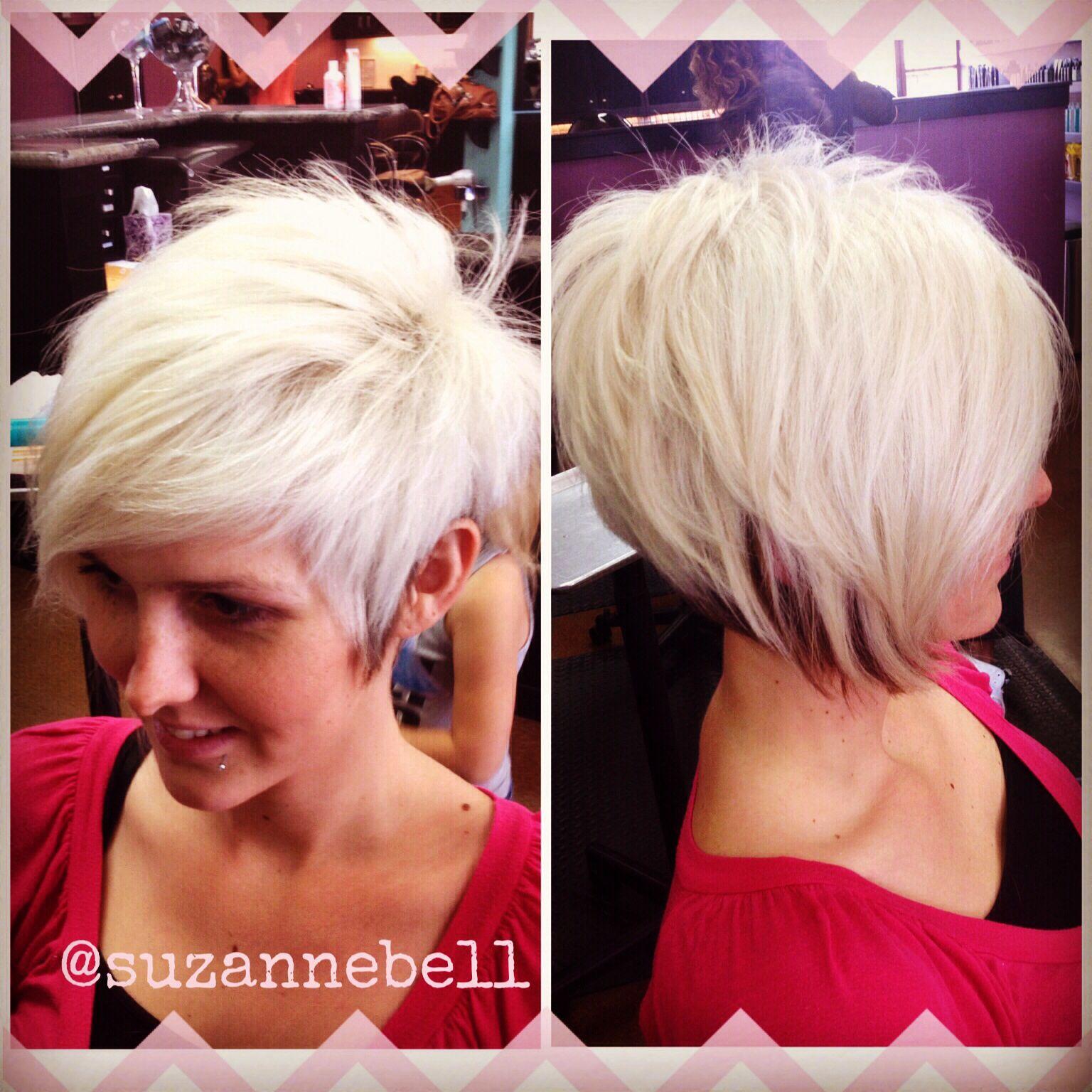 Asymmetrical Pixie Cut Hair Pinterest Asymmetrical Pixie Cuts