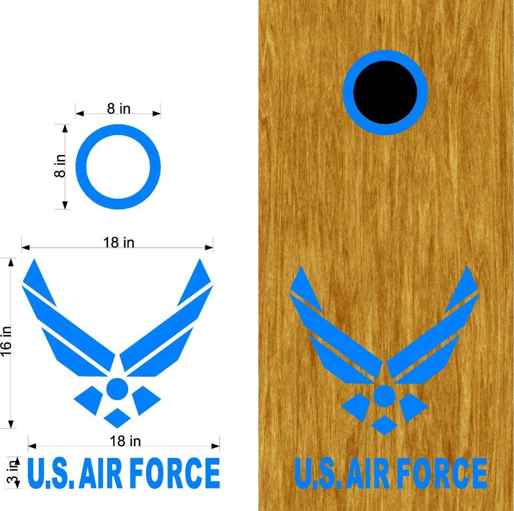 Wall Vinyl Sticker Airborne Division Army Air Force