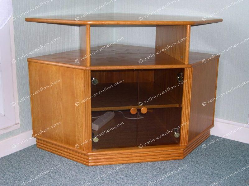 impressionnant meuble bas d angle pour tv Lilianne