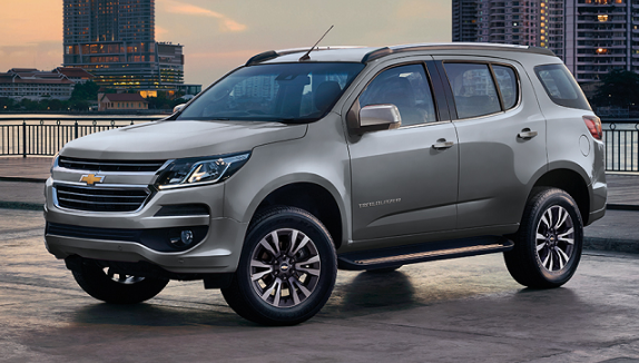 2019 Chevrolet Trailblazer Price Release Date Review Mobil