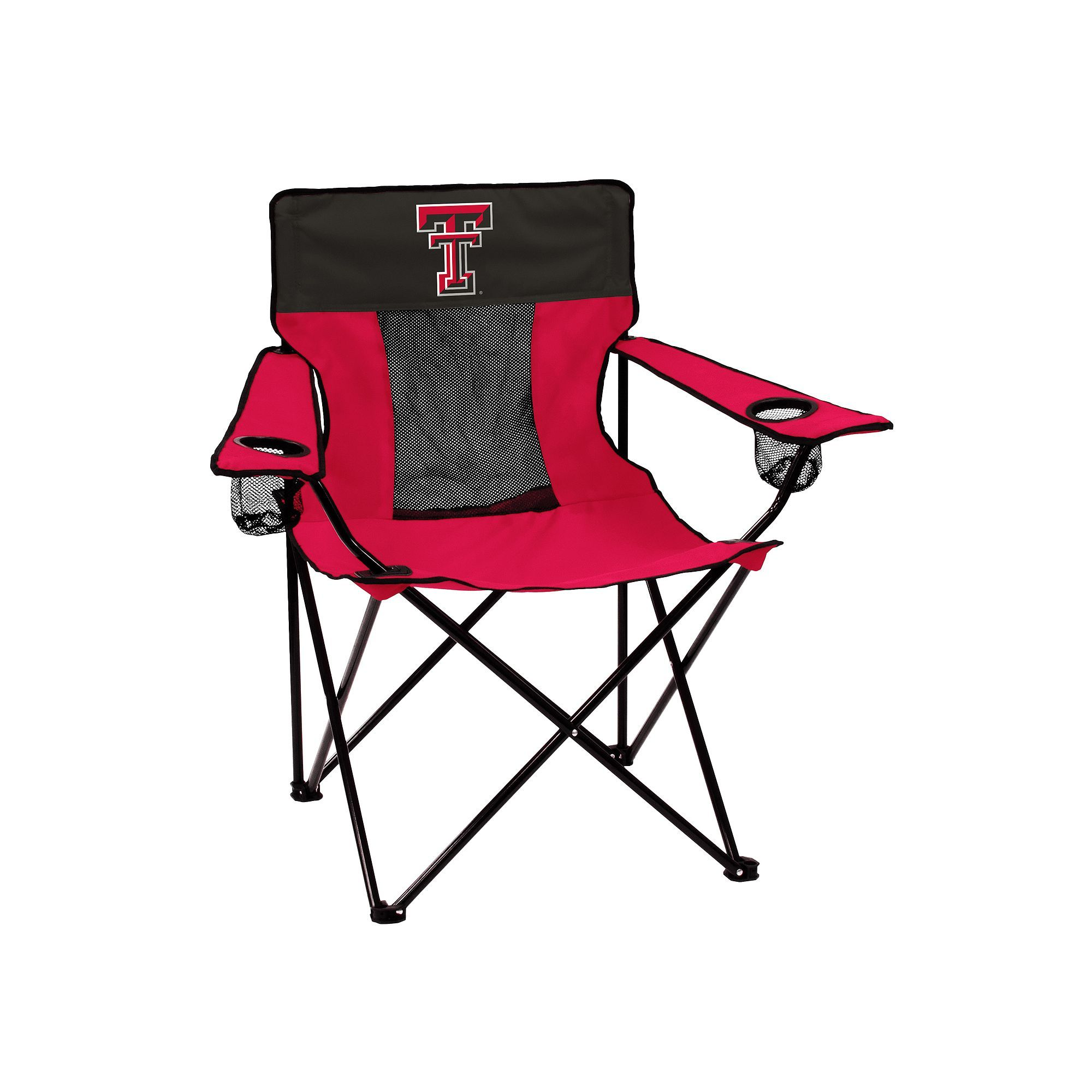 Outdoor Logo Brand Texas Tech Red Raiders Elite Fold Up Chair  MulticolorOutdoor Logo Brand Texas Tech Red Raiders Elite Fold Up Chair  . Pantone Folding Chairs For Sale. Home Design Ideas