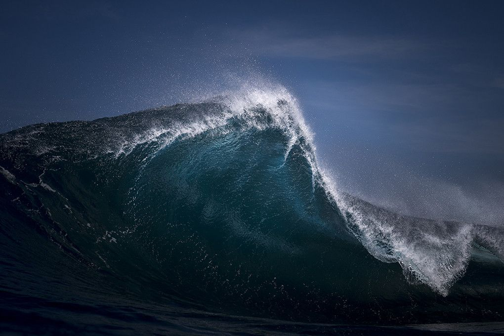Fang Ray Collins Photo Seascape Photography Waves