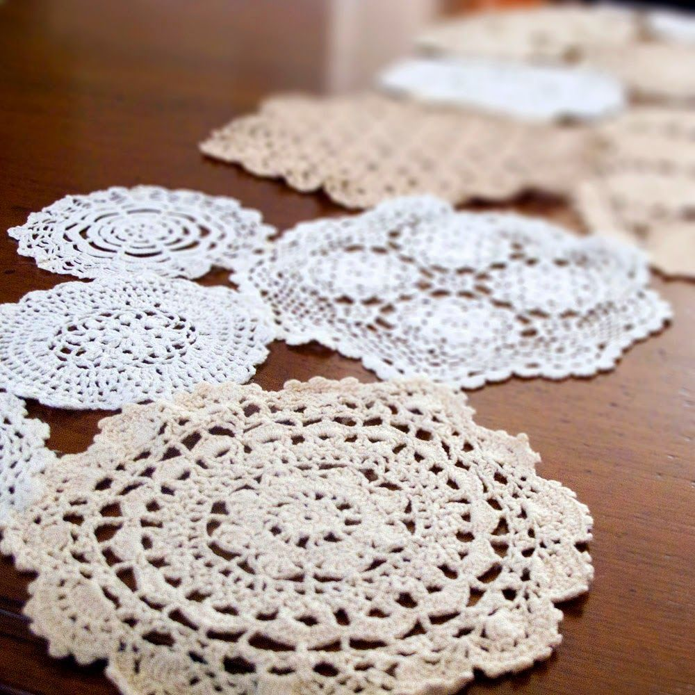 innovart en crochet: Decoremos en crochet | My passion for Table ...