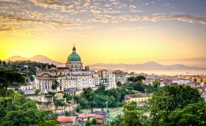 Naples (Napoli) is the most famous and the most beautiful city of southern Italy. Let's discover some amazing attractions everyone should see!