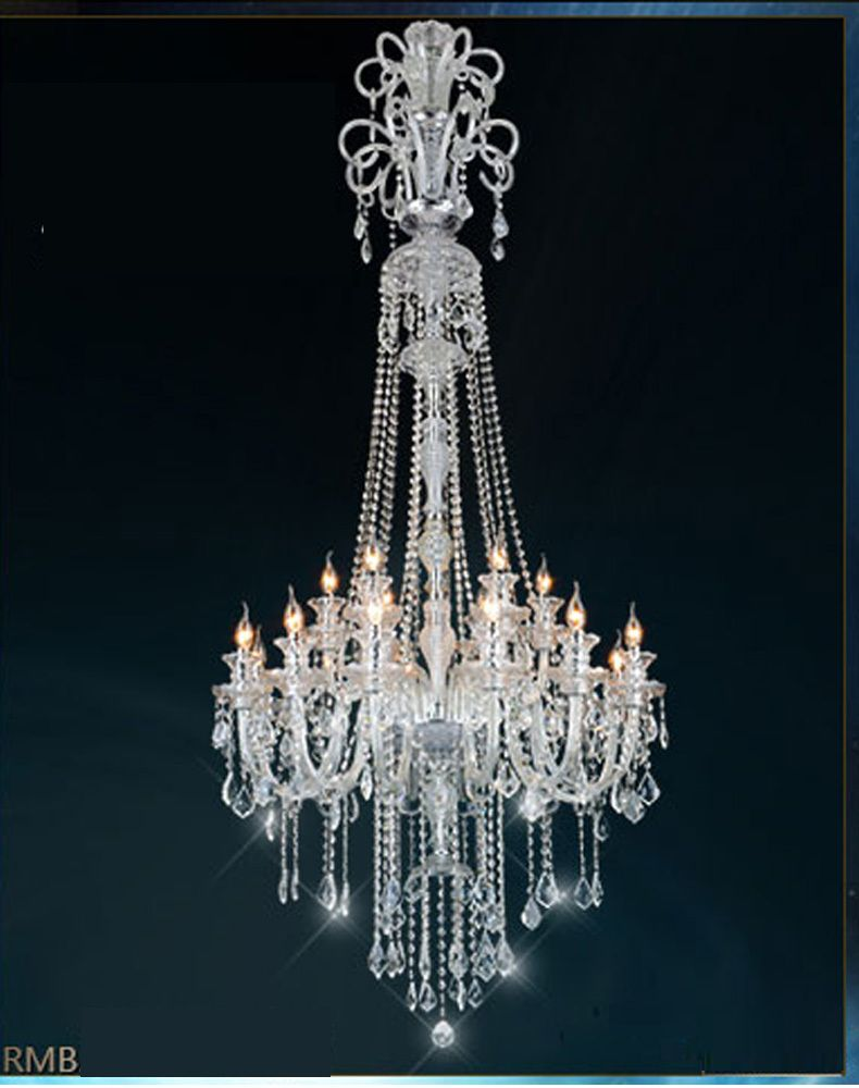 Popular long chandelier from china best selling long chandelier cheap long crystal chandeliers buy quality crystal chandelier directly from china led chandelier suppliers long crystal chandelier for hotel lobby stair arubaitofo Gallery