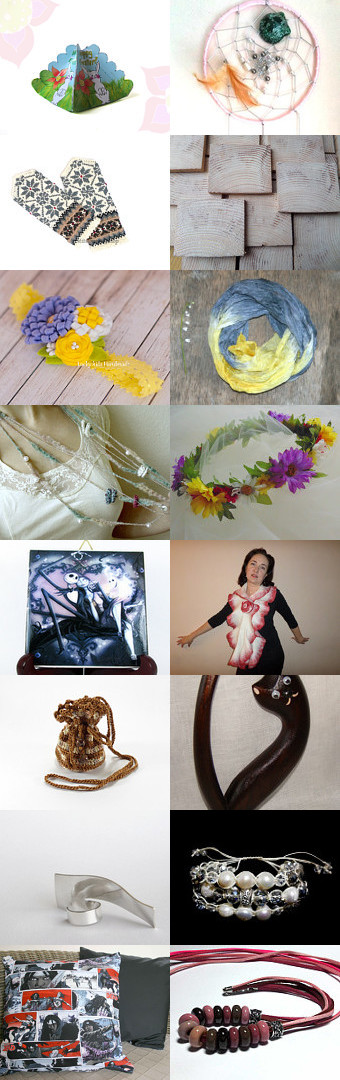 I love Gifts 1 by Ozlem Kagizman on Etsy--Pinned+with+TreasuryPin.com