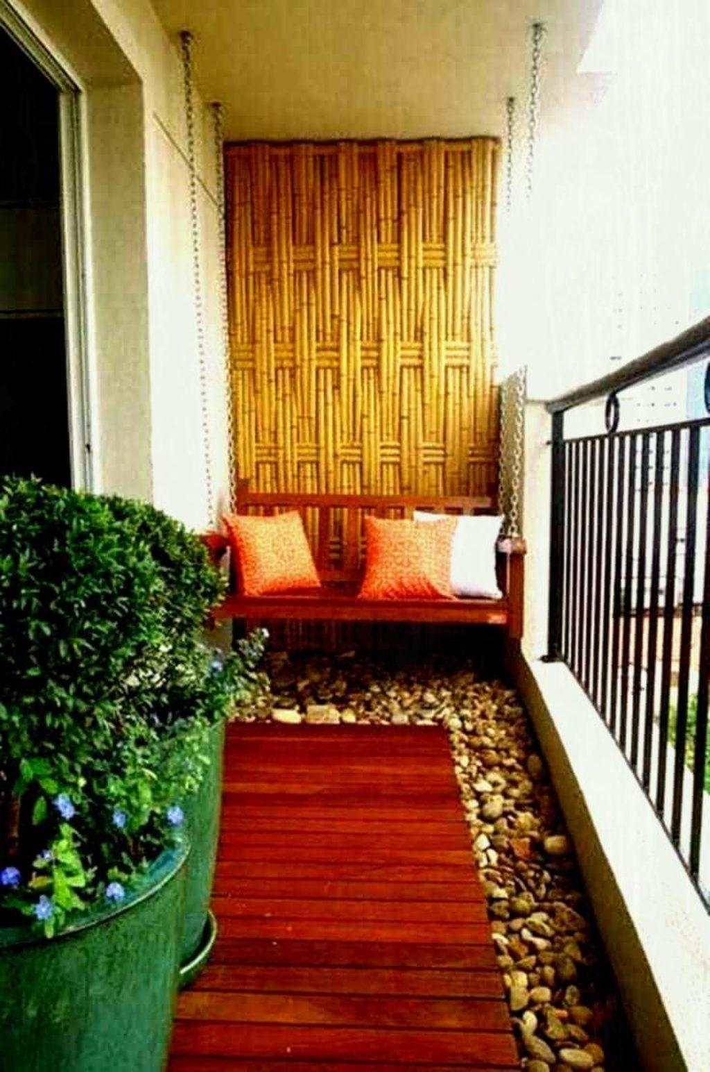 47 Creative And Simple Balcony Decor Ideas Balcony Decor Small