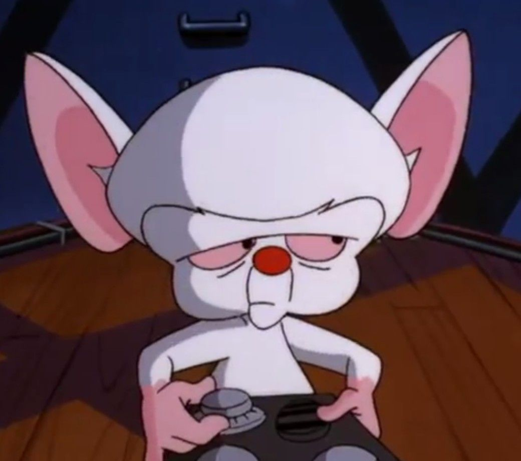 Pin by valeria jauregui on Pinky y Cerebro | Coloring pictures, Funny tunes, Animated characters