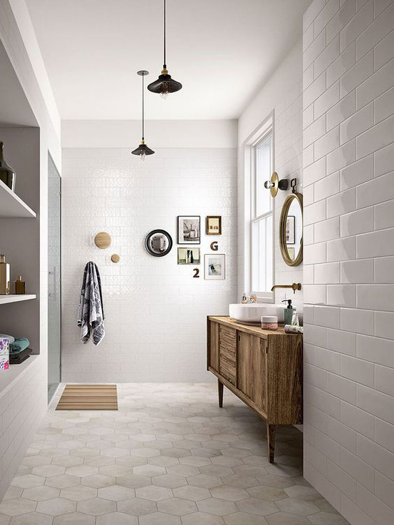 Los 25 baños más bonitos que hemos encontrado en Pinterest ...
