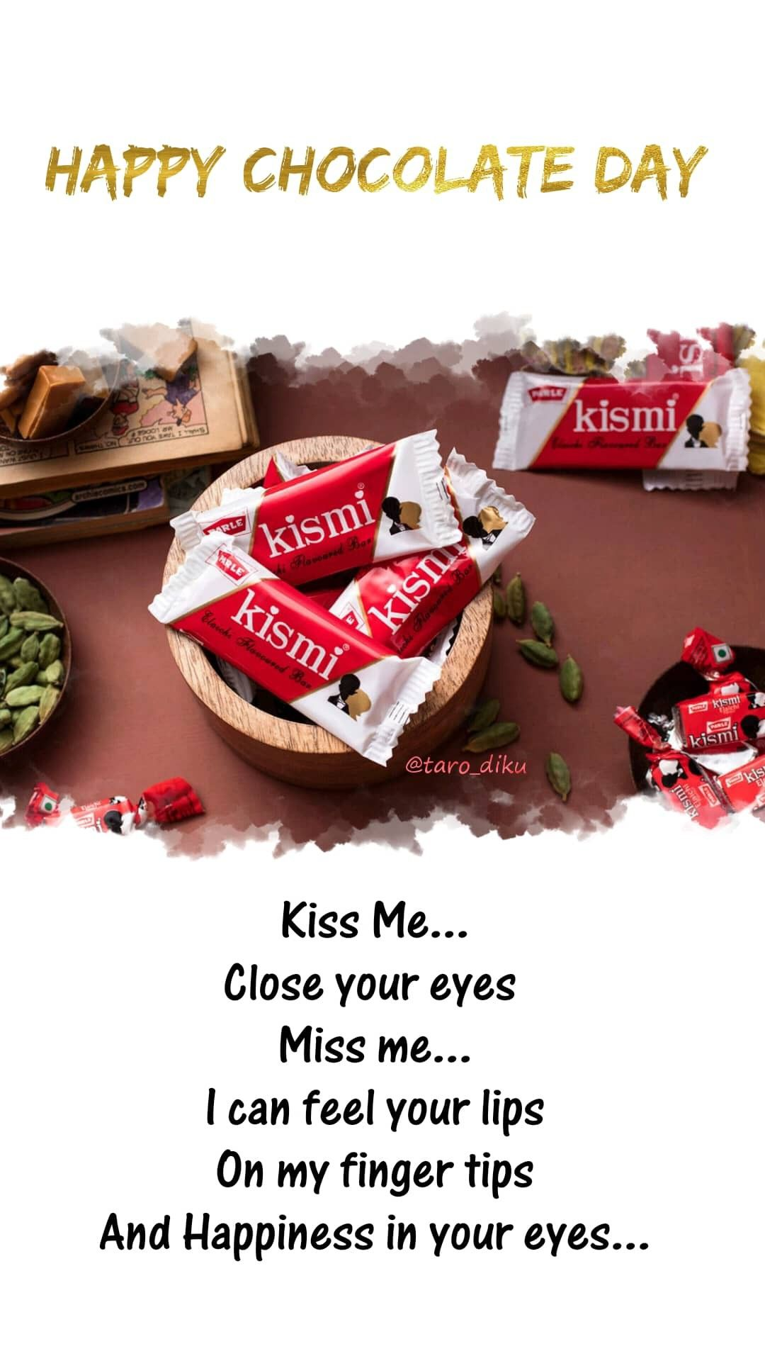 Pin By Aryaa Heet On Aryaheet In 2021 Happy Chocolate Day Chocolate Day Food