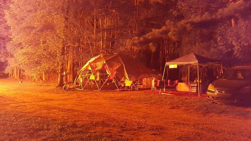 Customer review 25 3v 38 geodesic shelter dome kit