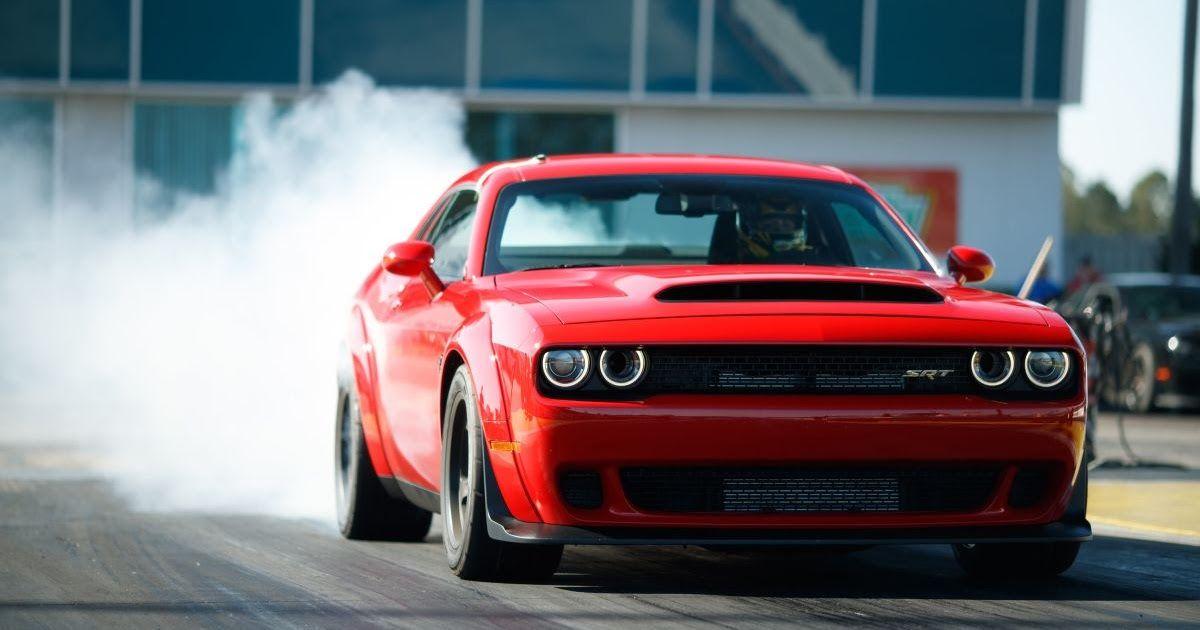 Challenger Demon For Sale In 2020 Dodge Challenger Srt Dodge Challenger 2018 Dodge Challenger