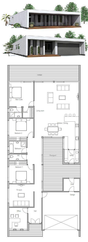 Maison Minimaliste Architecture In 2018 House House Design