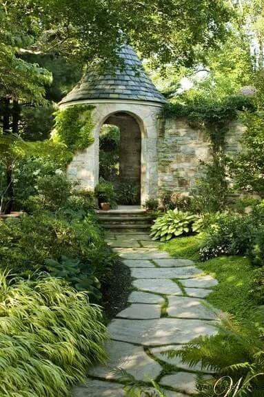 teresamoolmantumblr Garden Pinterest Jardín, Senderos de