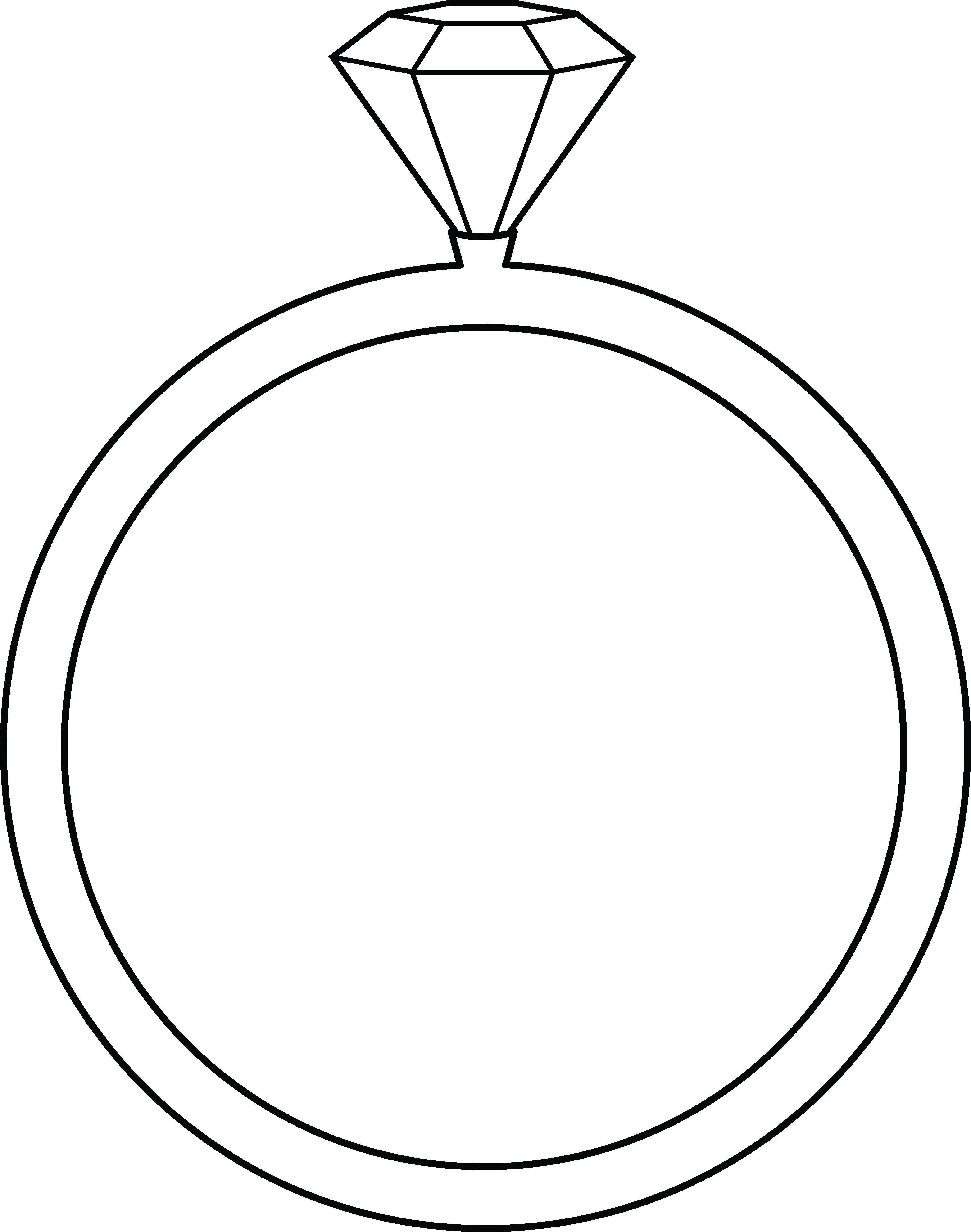 diamond engagement rings clip art 10 engagement rings pinterest rh pinterest com Wedding Bells Clip Art free vector wedding ring clipart