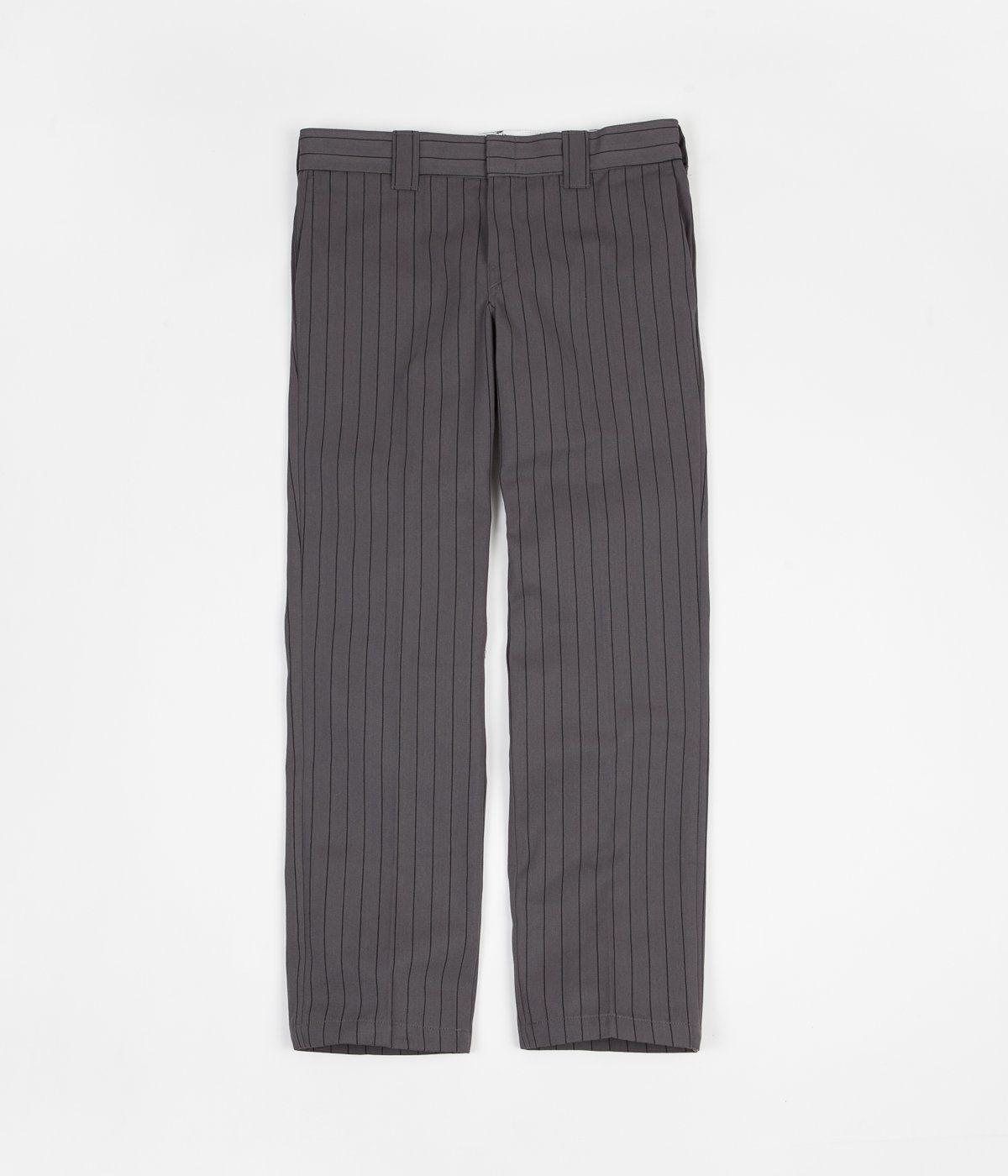 Predownload: Dickies 873 Stripe Work Trousers Charcoal Grey Work Trousers Charcoal Grey Dickies [ 1400 x 1200 Pixel ]