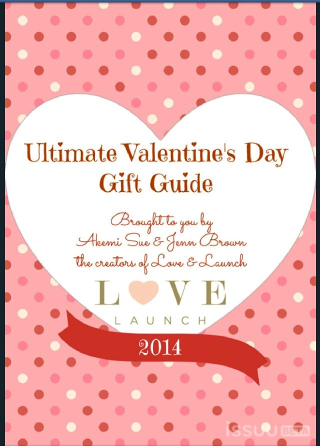 Ultimate Valentine\'s Day Gift Guide #Giveaway | Giveaway