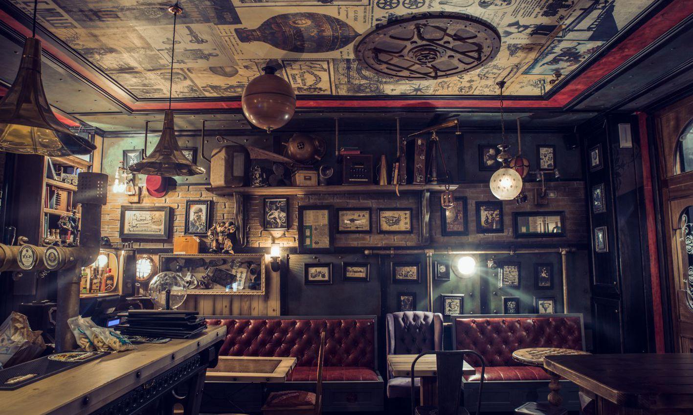 Arredamento birreria ~ Camproject srl. arredo pub arredamenti arredi per irish pub
