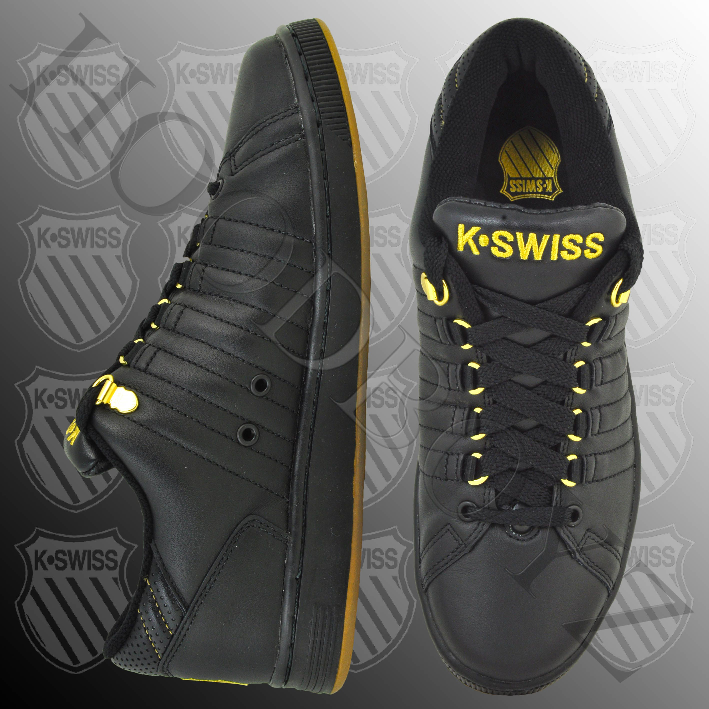 all black k swiss