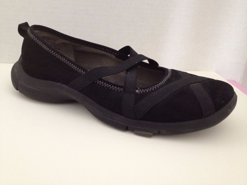 083826d3f0d5 Clarks Privo Shoes Womens Size 6.5 M Black Loafers 75980 6 1 2  Clarks   LoafersMoccasins  Casual