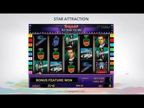 Ігровий автомат star attraction