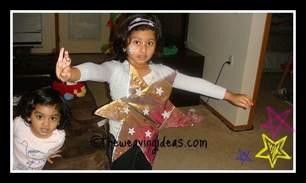 Le Little Star Costume Ideas Dress Up As Nursery Rhyme Character Theweavingideas