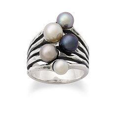 Burgeon Pearl Ring at James Avery