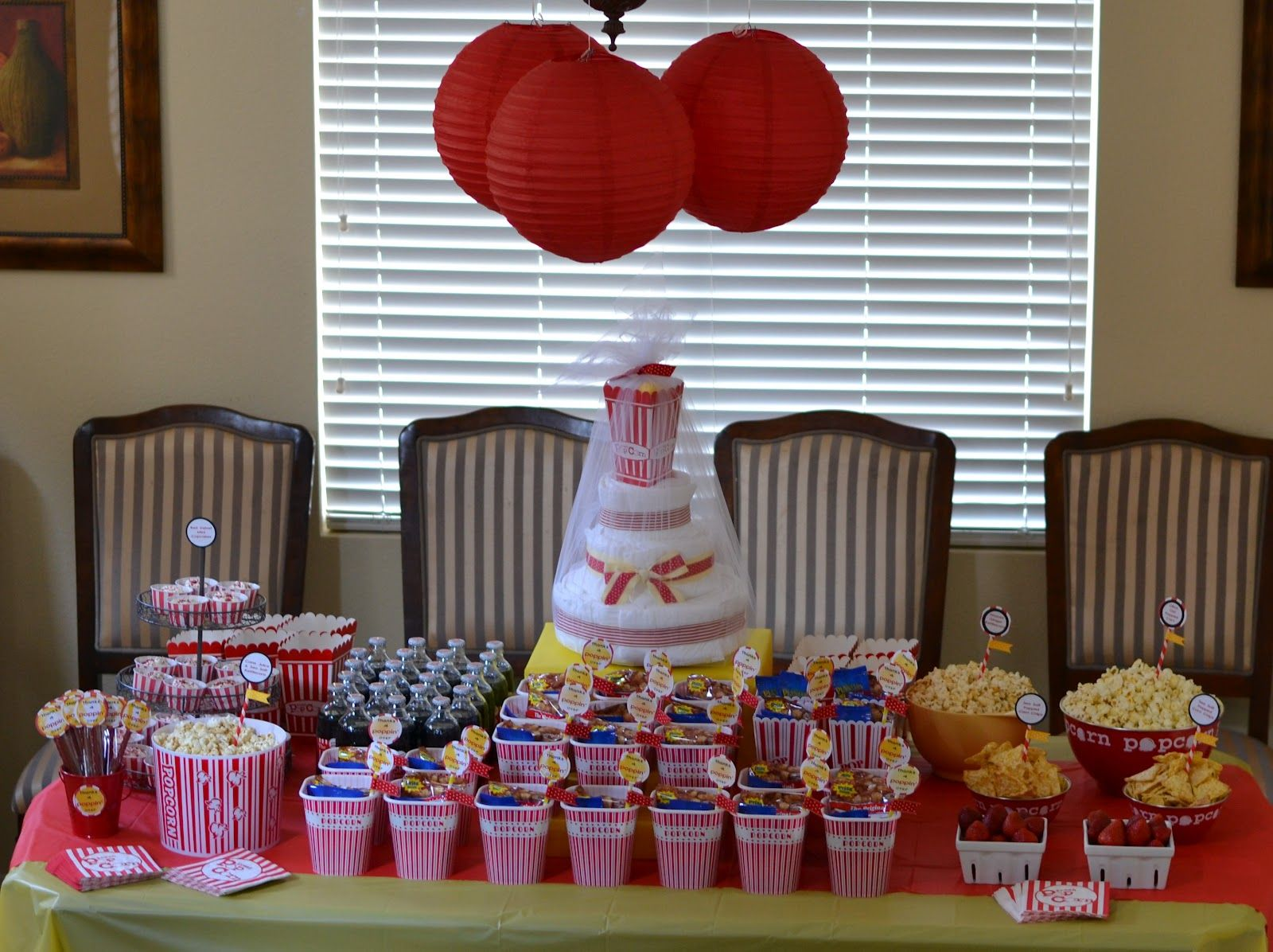Shes About To Pop Baby Shower Ideas | Ready To Pop Baby Shower