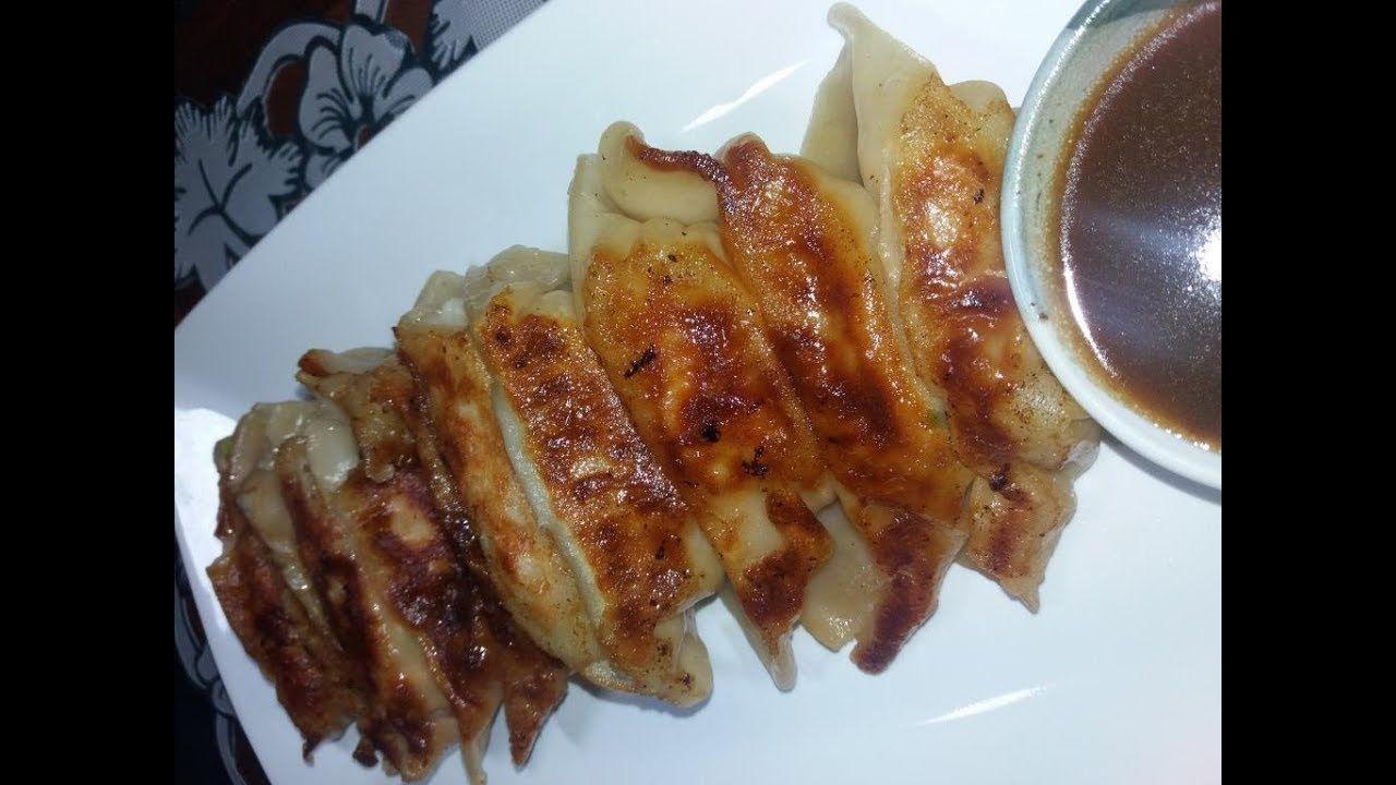 5 Gyoza Ayam Pedas Kuliner By Risti Pangsit Wortel Ayam