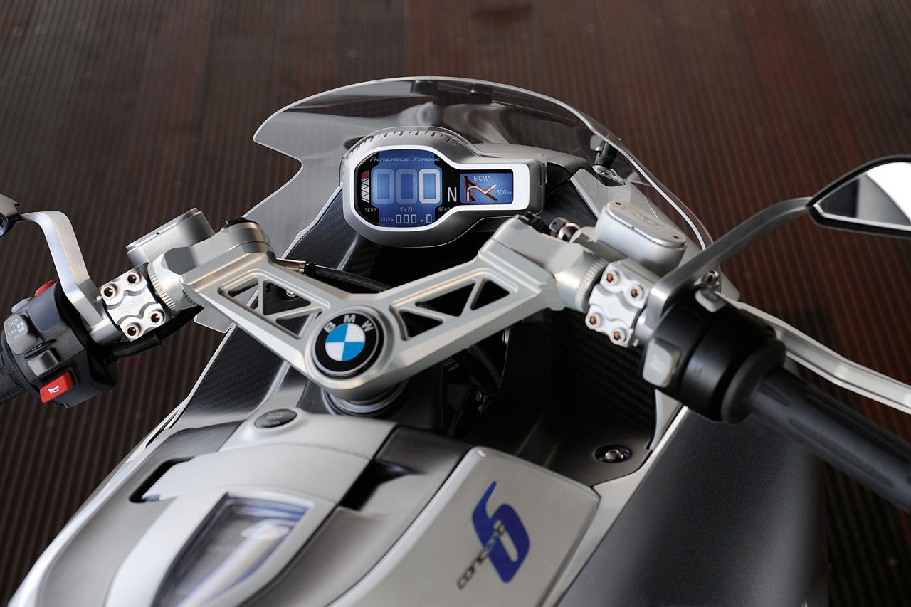 BMW Concept Bikes Bmw concept, Bmw, Concept motorcycles